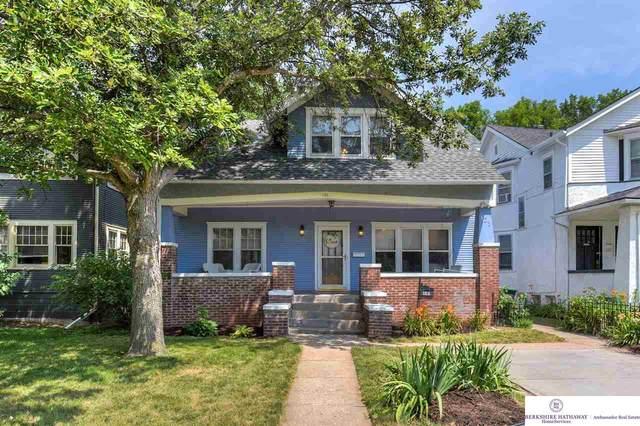 125 N 36 Street, Omaha, NE 68131 (MLS #22115390) :: Berkshire Hathaway Ambassador Real Estate