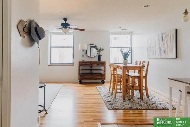 312 S 16th Street #404, Omaha, NE 68102 (MLS #22115584) :: Catalyst Real Estate Group