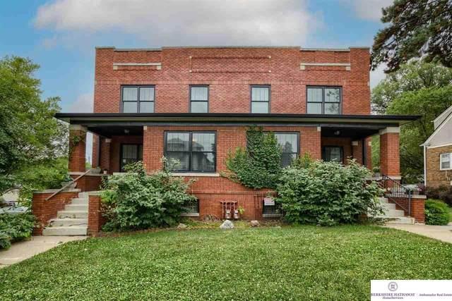 3601 Davenport Street, Omaha, NE 68131 (MLS #22115658) :: Berkshire Hathaway Ambassador Real Estate