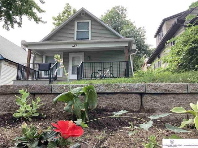 417 Woolworth Avenue, Omaha, NE 68108 (MLS #22115711) :: Capital City Realty Group
