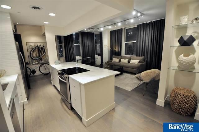 100 N 12 Street #304, Lincoln, NE 68508 (MLS #22115768) :: Don Peterson & Associates