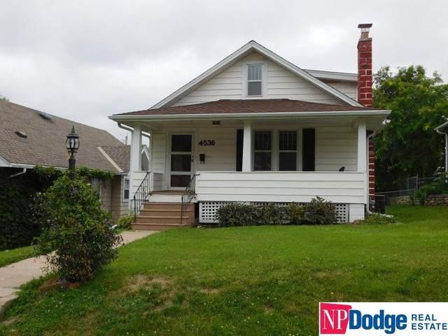 4536 Pierce Street, Omaha, NE 68106 (MLS #22115769) :: Omaha Real Estate Group