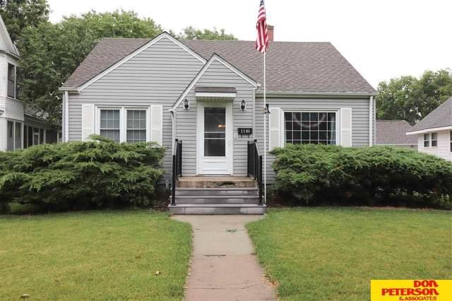 1140 N Broad Street, Fremont, NE 68025 (MLS #22116118) :: Dodge County Realty Group