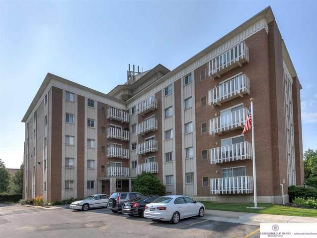 500 S 37 Street #402, Omaha, NE 68105 (MLS #22116135) :: Capital City Realty Group