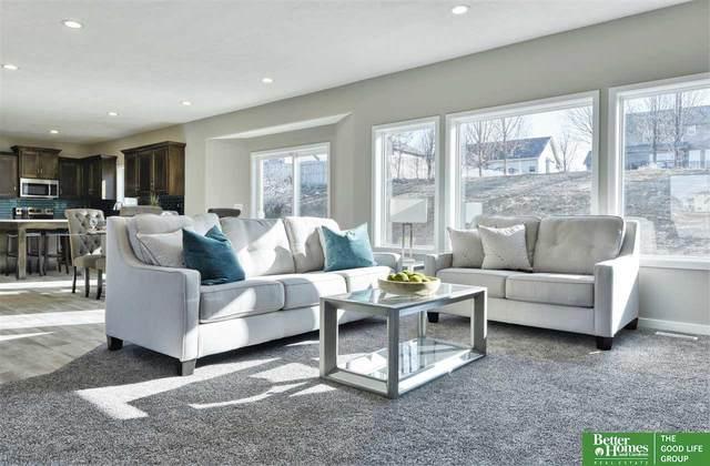 4216 S 218th Avenue, Elkhorn, NE 68022 (MLS #22116363) :: Elevation Real Estate Group at NP Dodge