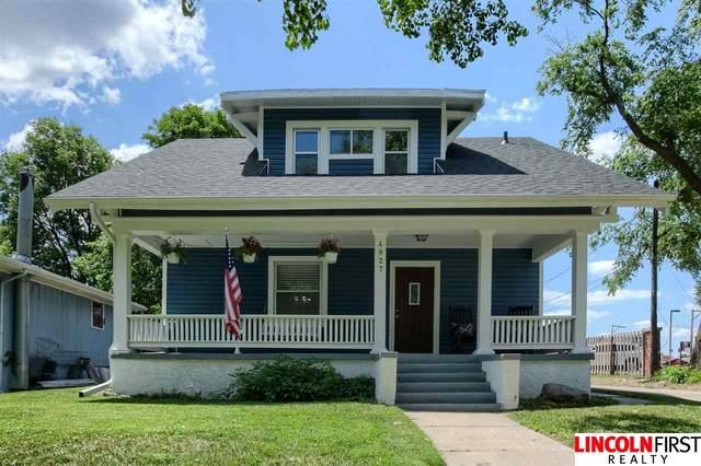 4827 Hillside Street, Lincoln, NE 68506 (MLS #22116595) :: Berkshire Hathaway Ambassador Real Estate