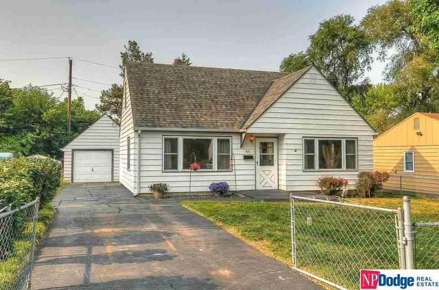 411 W 30 Avenue, Bellevue, NE 68005 (MLS #22116673) :: Omaha Real Estate Group