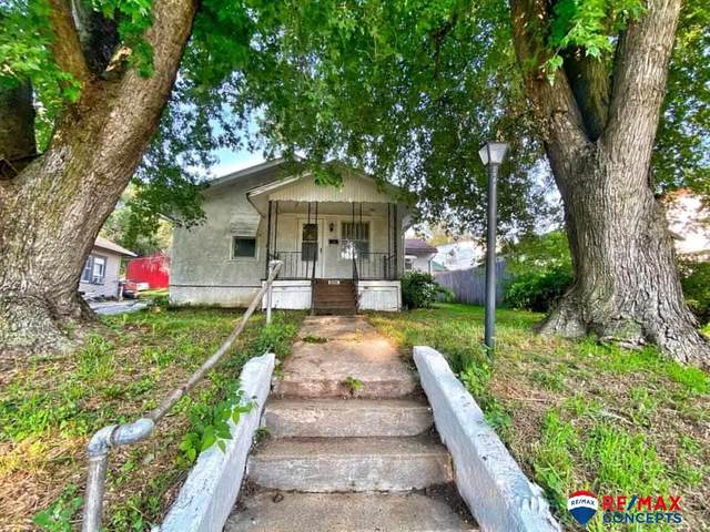 1012 N 5Th Street, Beatrice, NE 68310 (MLS #22116763) :: Lincoln Select Real Estate Group