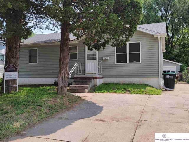 2501 S 6 Street, Omaha, NE 68108 (MLS #22117001) :: Lincoln Select Real Estate Group