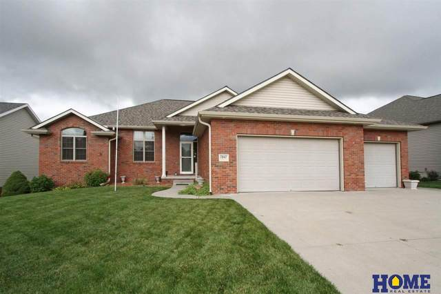 7847 S 25th Street, Lincoln, NE 68512 (MLS #22117025) :: Capital City Realty Group