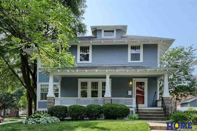 2445 B Street, Lincoln, NE 68502 (MLS #22117031) :: Lincoln Select Real Estate Group