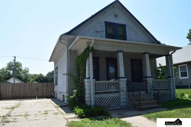 519 D Street, Lincoln, NE 68502 (MLS #22117122) :: Elevation Real Estate Group at NP Dodge