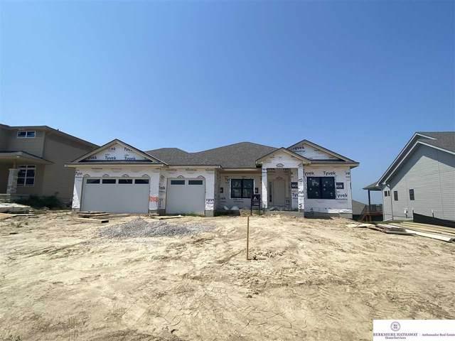 10108 S 187 Street, Omaha, NE 68136 (MLS #22117135) :: Dodge County Realty Group