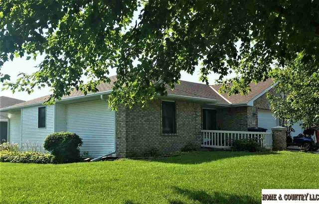 208 Sycamore Street, Friend, NE 68359 (MLS #22117301) :: Berkshire Hathaway Ambassador Real Estate
