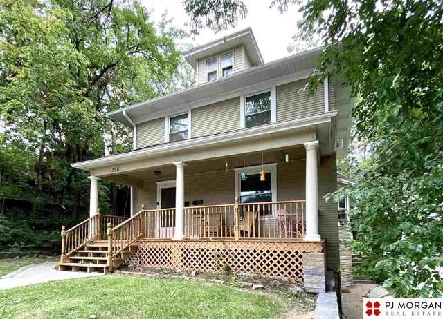 3510 Jones Street, Omaha, NE 68105 (MLS #22117316) :: Catalyst Real Estate Group