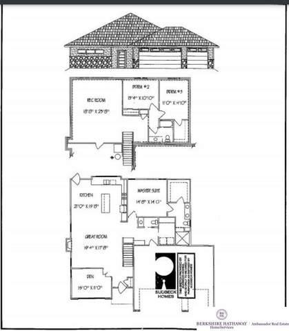 7403 N 169 Street, Omaha, NE 68007 (MLS #22117362) :: Catalyst Real Estate Group