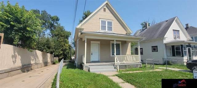 1609 N 33Rd Street, Omaha, NE 68111 (MLS #22117374) :: Catalyst Real Estate Group
