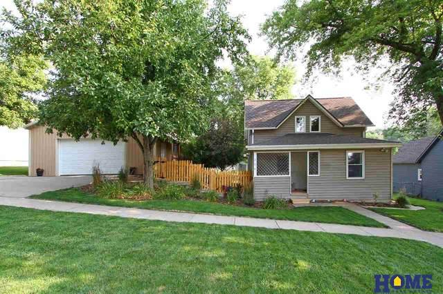 216 W D Street, Elmwood, NE 68349 (MLS #22117383) :: Dodge County Realty Group