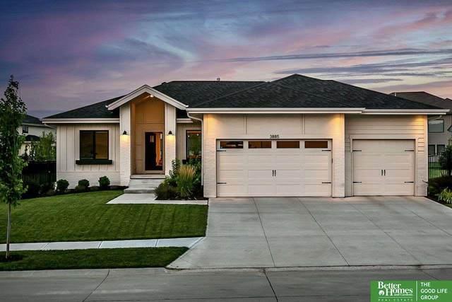 3885 S 208th Street, Omaha, NE 68022 (MLS #22117555) :: Elevation Real Estate Group at NP Dodge