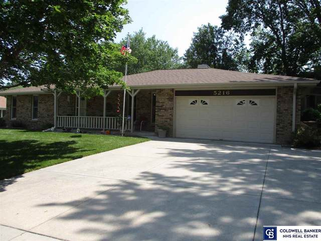 5216 S 62Nd Street, Lincoln, NE 68516 (MLS #22117596) :: Don Peterson & Associates
