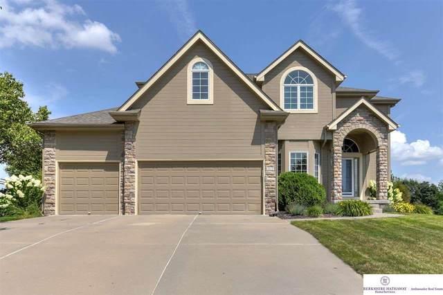 3513 S 201 Avenue Circle, Omaha, NE 68130 (MLS #22117611) :: Elevation Real Estate Group at NP Dodge