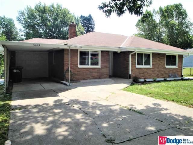 5109 N 50 Street, Omaha, NE 68104 (MLS #22117683) :: Cindy Andrew Group