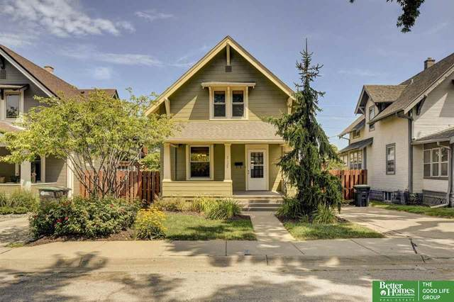 3124 Marcy Street, Omaha, NE 68105 (MLS #22117781) :: Elevation Real Estate Group at NP Dodge