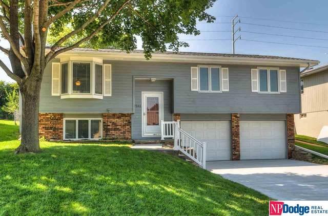 7541 Polk Street, Ralston, NE 68127 (MLS #22117782) :: Dodge County Realty Group