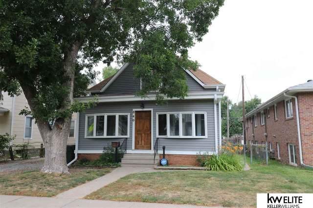 840 F Street, Lincoln, NE 68508 (MLS #22117808) :: Elevation Real Estate Group at NP Dodge