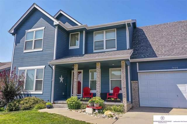 7406 Peters Street, La Vista, NE 68128 (MLS #22117817) :: Complete Real Estate Group