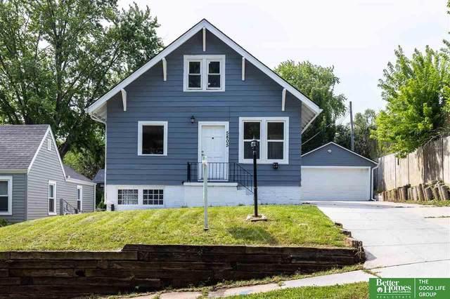 5805 Walnut Street, Omaha, NE 68106 (MLS #22117830) :: Elevation Real Estate Group at NP Dodge