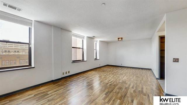 312 S 16 Street #1002, Omaha, NE 68102 (MLS #22117865) :: Elevation Real Estate Group at NP Dodge