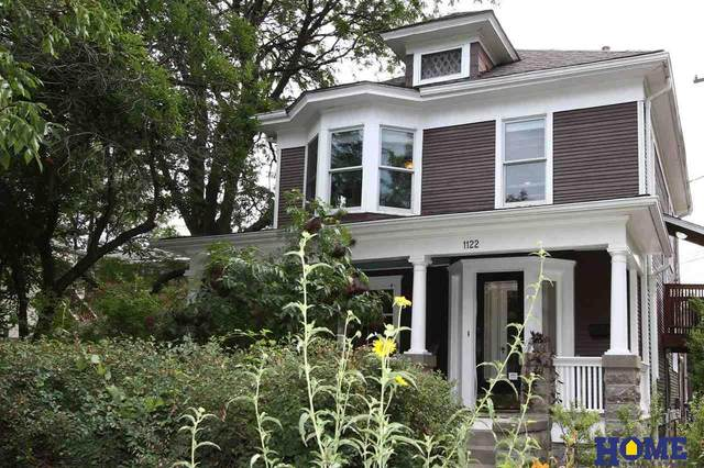 1122 S 16th Street, Lincoln, NE 68502 (MLS #22117896) :: Don Peterson & Associates