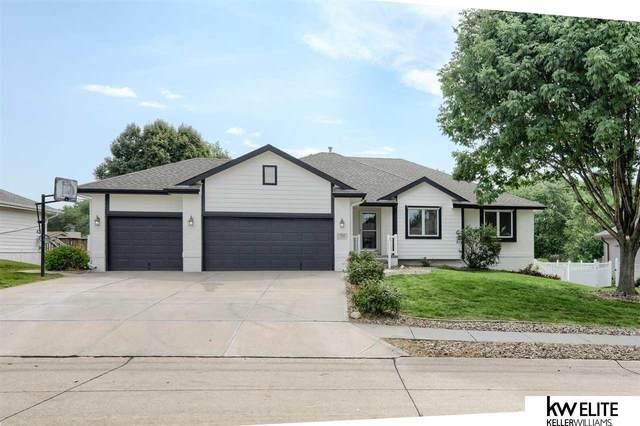 7911 S 91 Street, La Vista, NE 68128 (MLS #22117907) :: Elevation Real Estate Group at NP Dodge