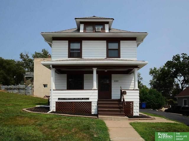 2320 E Street, Omaha, NE 68107 (MLS #22118224) :: kwELITE