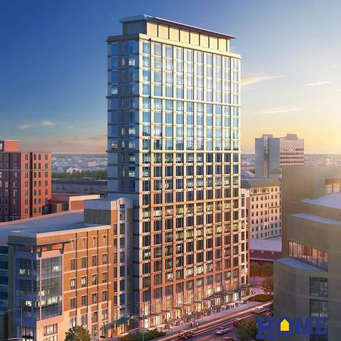 1125 Q Street #802, Lincoln, NE 68508 (MLS #22118926) :: Elevation Real Estate Group at NP Dodge