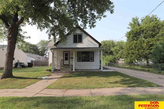 838 W 17th Street, Fremont, NE 68025 (MLS #22119445) :: Lincoln Select Real Estate Group