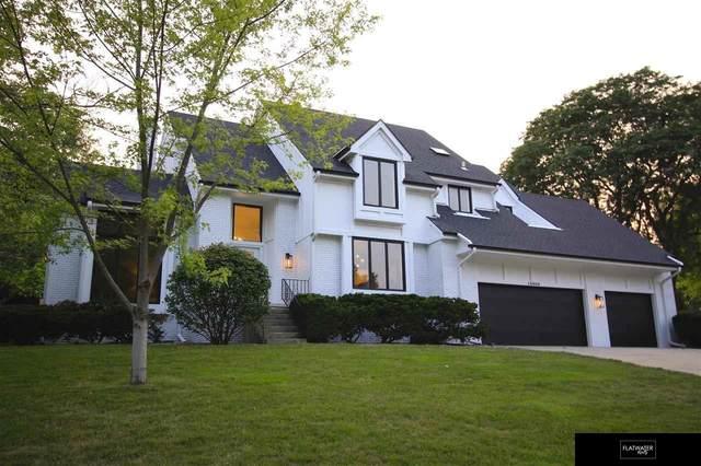 10906 N 61 Street, Omaha, NE 68152 (MLS #22119671) :: Lincoln Select Real Estate Group
