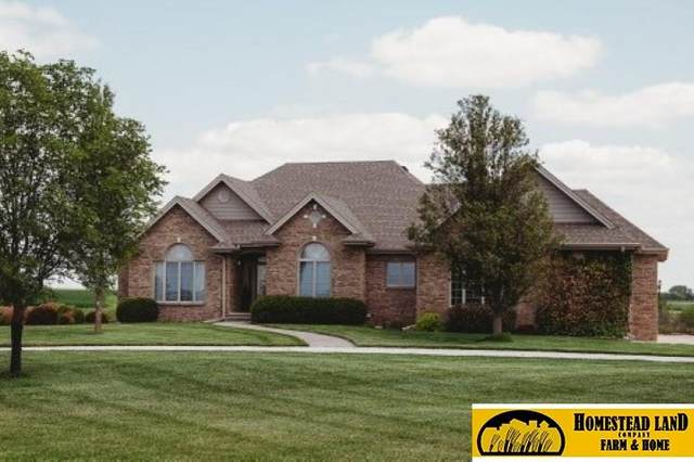 595 Ridge View Drive, Pickrell, NE 68422 (MLS #22119733) :: Elevation Real Estate Group at NP Dodge