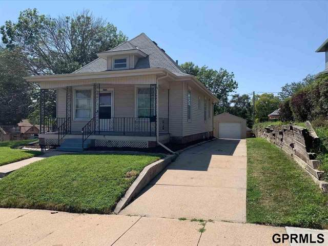 1750 S 29th Street, Omaha, NE 68105 (MLS #22119832) :: kwELITE