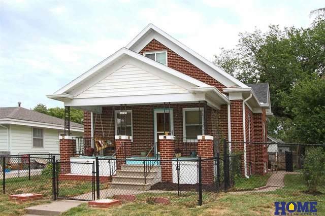144 D Street, Lincoln, NE 68502 (MLS #22120491) :: Elevation Real Estate Group at NP Dodge