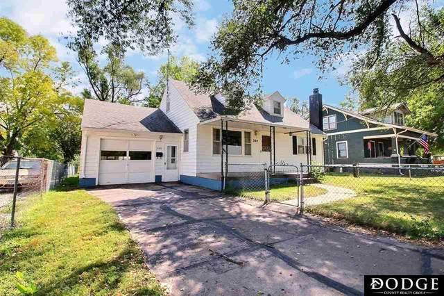 360 N Thomas Street, Fremont, NE 68025 (MLS #22120599) :: Elevation Real Estate Group at NP Dodge