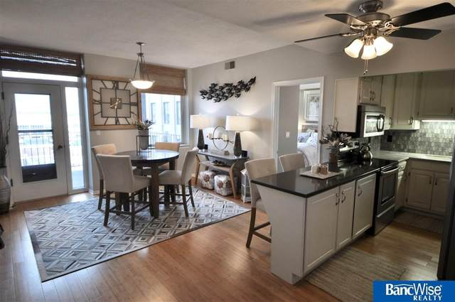 128 N 13th Street #906, Lincoln, NE 68508 (MLS #22120799) :: Elevation Real Estate Group at NP Dodge