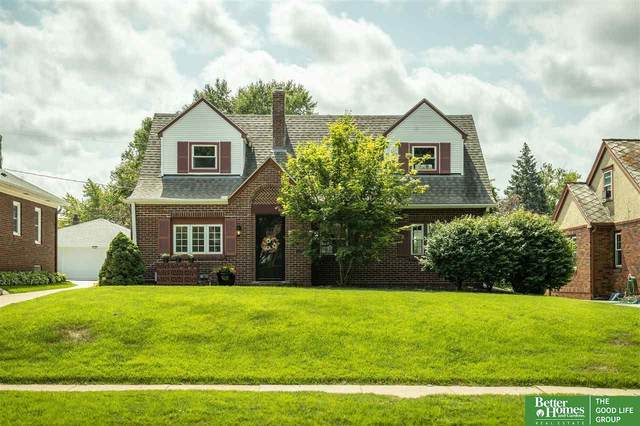 4435 William Street, Omaha, NE 68105 (MLS #22120878) :: Lincoln Select Real Estate Group