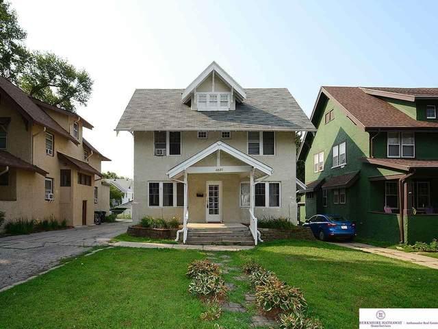 4837 Farnam Street, Omaha, NE 68132 (MLS #22120991) :: kwELITE