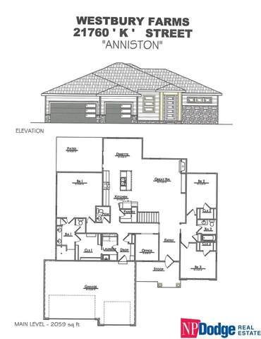 21760 K Street, Omaha, NE 68022 (MLS #22121246) :: Elevation Real Estate Group at NP Dodge