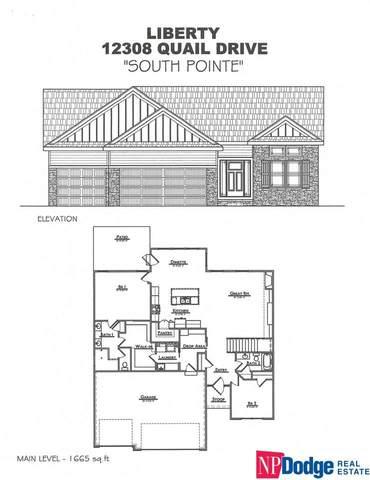 12308 Quail Drive, Bellevue, NE 68123 (MLS #22121255) :: Lincoln Select Real Estate Group