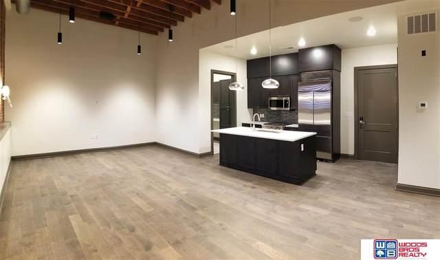 803 Q Street #205, Lincoln, NE 68508 (MLS #22121440) :: Berkshire Hathaway Ambassador Real Estate