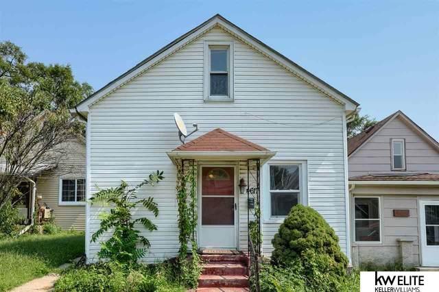 4617 S 32nd Street, Omaha, NE 68107 (MLS #22121448) :: Lincoln Select Real Estate Group