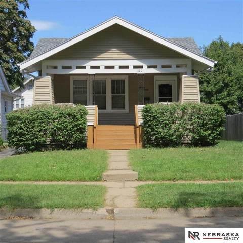 1120 E 5th Street, Fremont, NE 68025 (MLS #22121520) :: Don Peterson & Associates